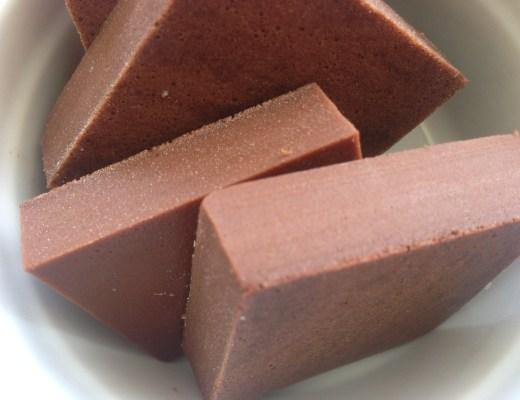 Chocolate Gelatin Snacks