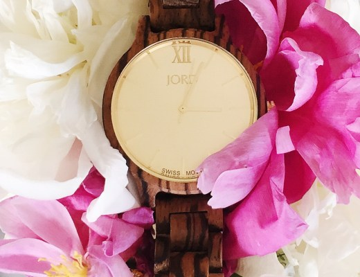 Why I love my Jord wood watch