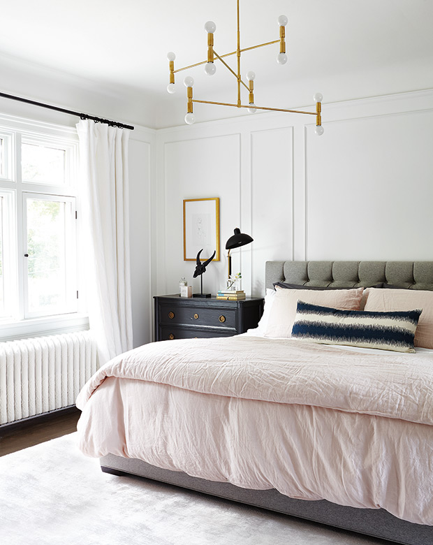 Beautiful modern bedroom