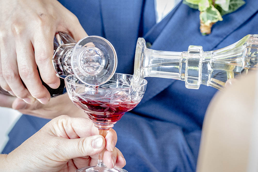 wine ceremnoy