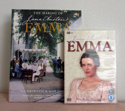 Emma, livro & DVD