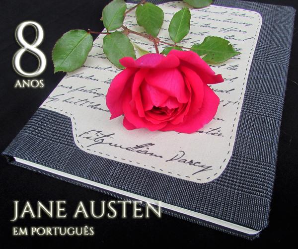 Jane Austen em Português, 8 anos