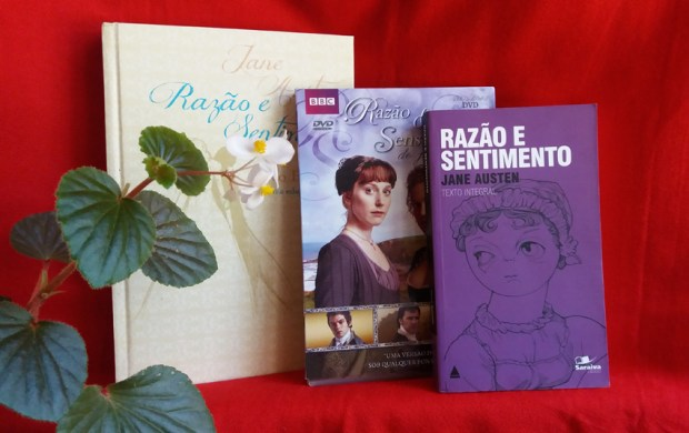 Sorteio Natal e aniversário de Jane Austen 2016