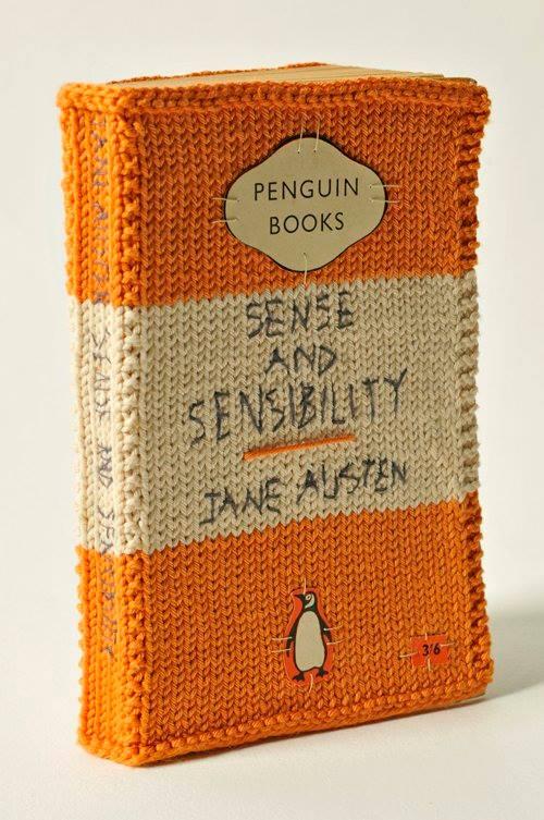 Sense and Sensibility em tricô