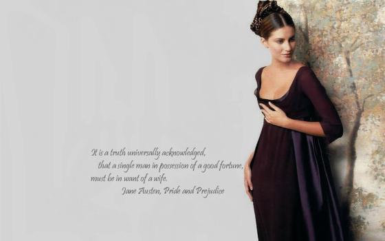 Jane Austen Gisele Bundchen