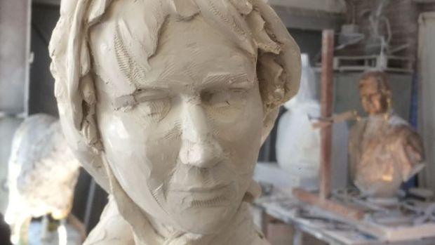 maquete Jane Austen. Adam Roud