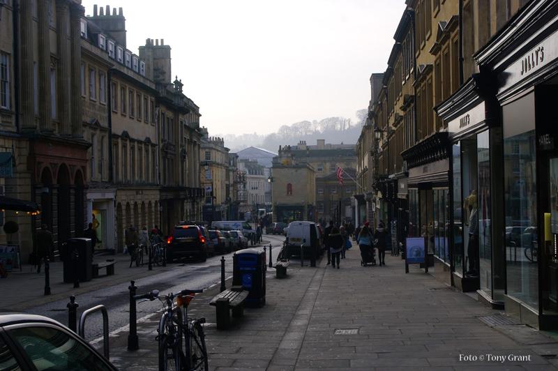 Milson Street, Bath | Foto de Tony Grant