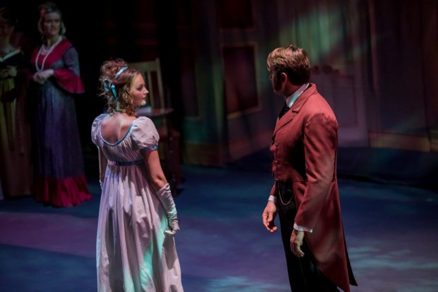 Pride and Possibilities | Pride & Prejudice - Salt House Theatre Company. Credit: Noel Fisher