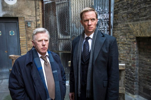 Rupert Penry-Jones em Whitechapel