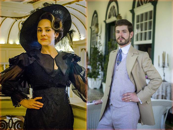 Julieta e Camilo Bittencourt · Orgulho e Paixão