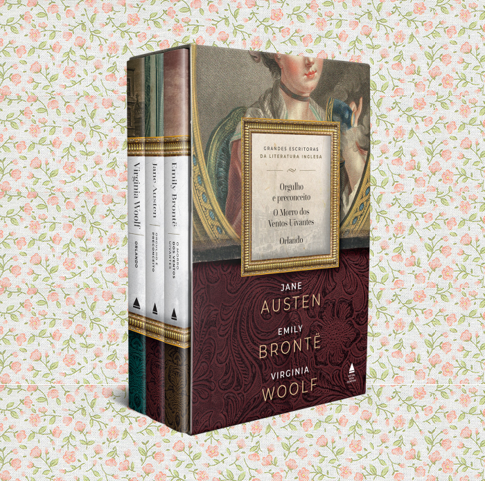BOX Austen Bronte Woolf