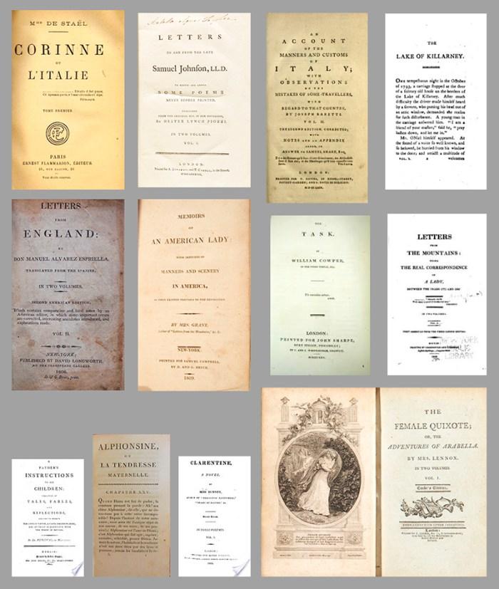 Livros que Jane Austen leu - Parte 1