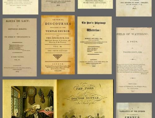 Livros que Jane Austen leu 5
