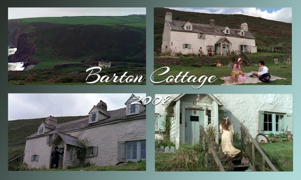 Barton Cottage 2008