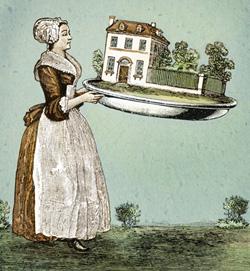 Longbourn, ilustração de Leigh Guldig