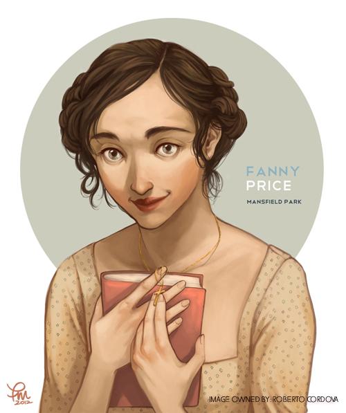 Fanny Price por Florence Minowa