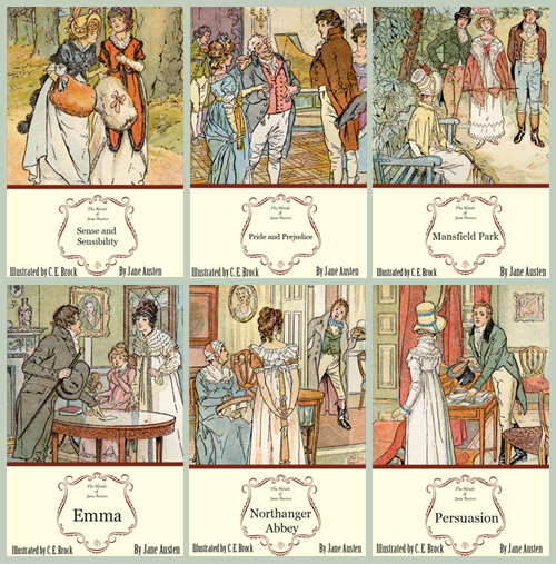 Jane Austen - Source Books