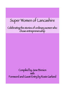 super women of lancashire e-book