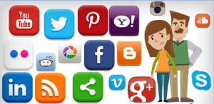 social media for business use