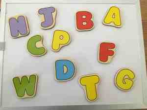 Magnetic letters 02