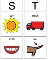 visual word sorts