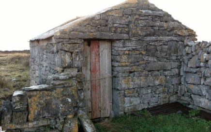 Stone Shed in Ireland