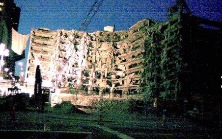 Downtown Cincinnati Demolition