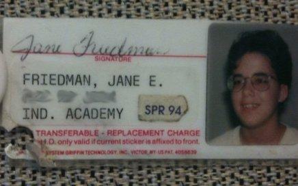 Jane Friedman (1994)