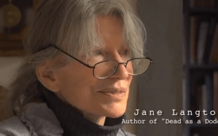 Jane Langton, Open Road Media