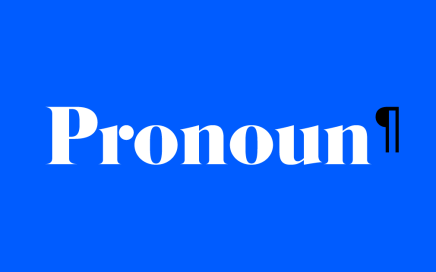 Pronoun ebook distribution