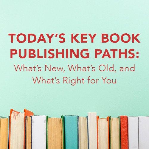 key book publishing paths