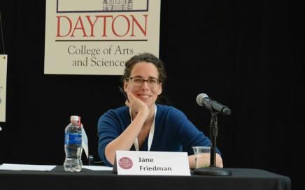 Jane Friedman speaking