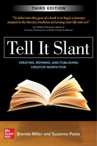 Tell It Slant Third Edition cover