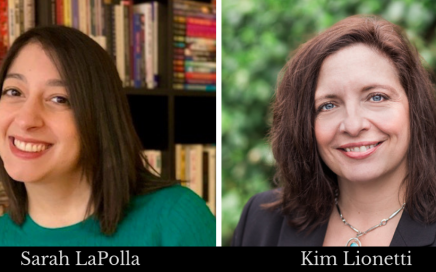 Sarah LaPolla Kim Lionetti Establishing Long Term Writing Career