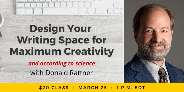 Design Your Writing Space for Maximum Creativity