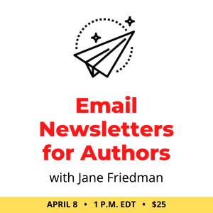 Email Newsletters for Authors