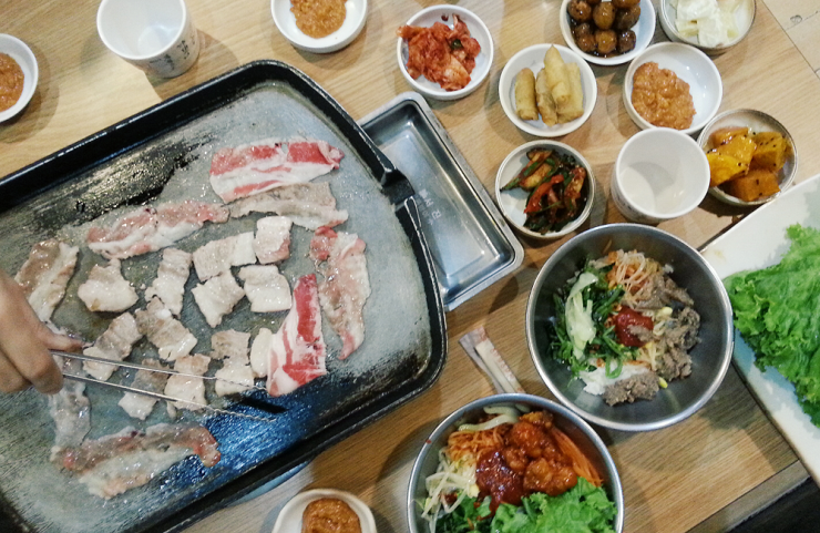 hwangsoga korean buffet malate 2