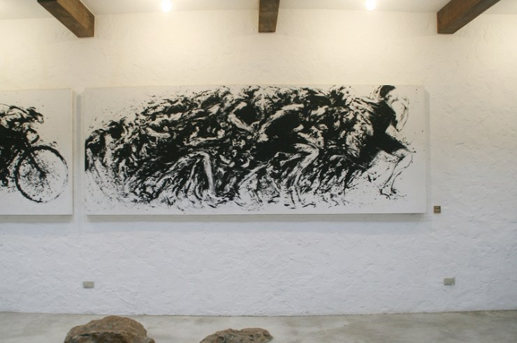 painting in pinto art gallery 2