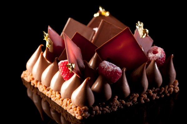 In celebration of International Chocolate Day, Lobby Lounge offers free-flow chocolate pastries and more for P676 net