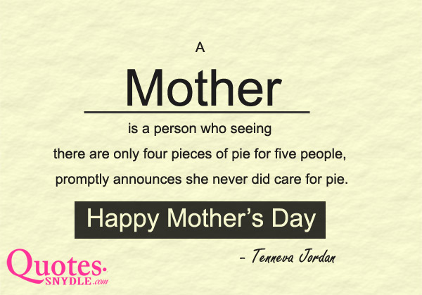 mothers-day-quotes-sayings