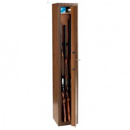 Armoire Fusils Technosafe Cls 4 Fusils Dcor Cerisier