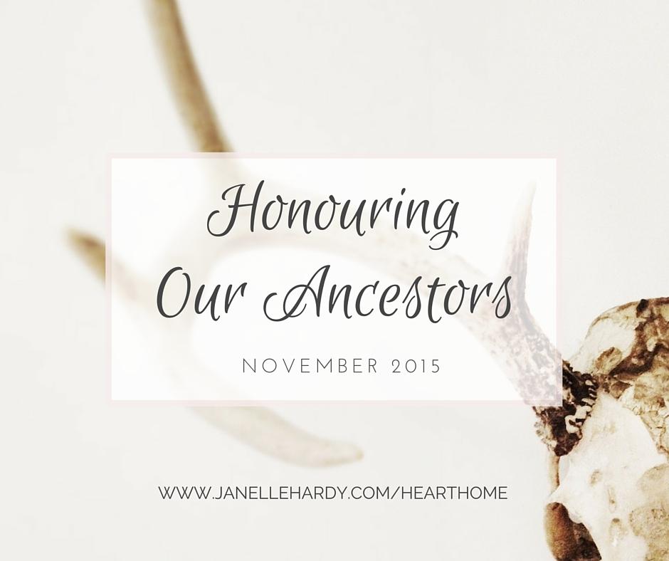 honouringANCESTORSsmPOSTER