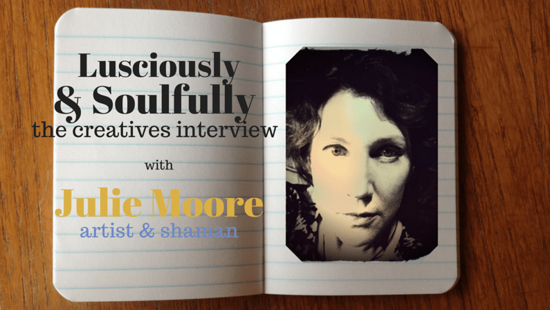 Lusciously & Soulfully: Julie Moore