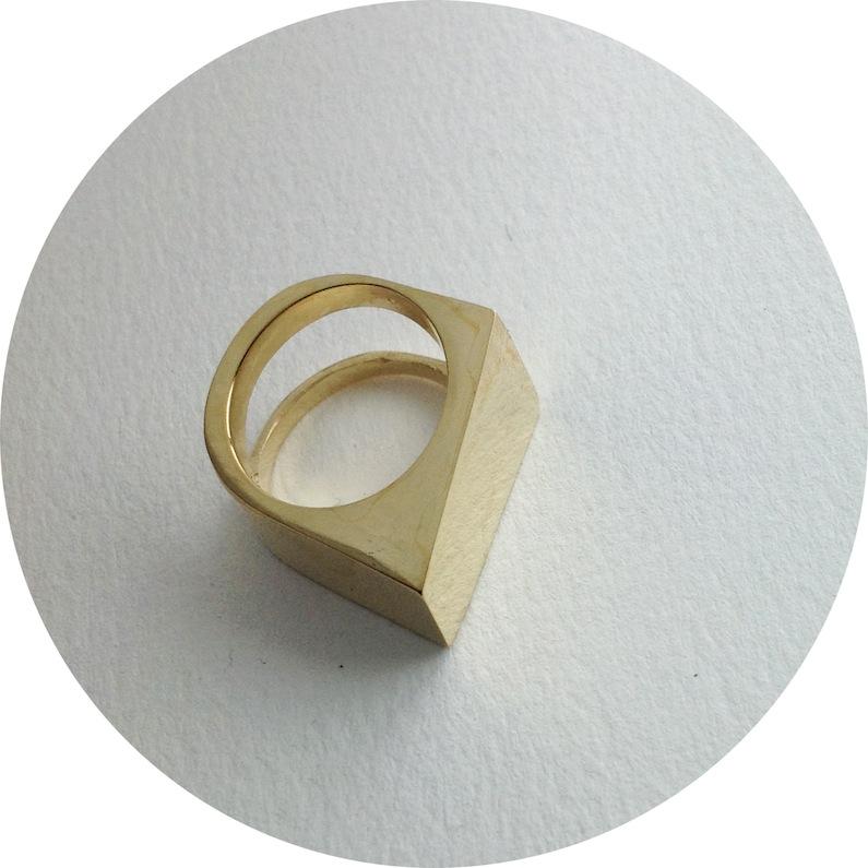 ring by Rachel Dhawan