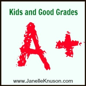 kids and good grades