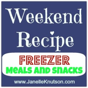 freezer meals and snacks