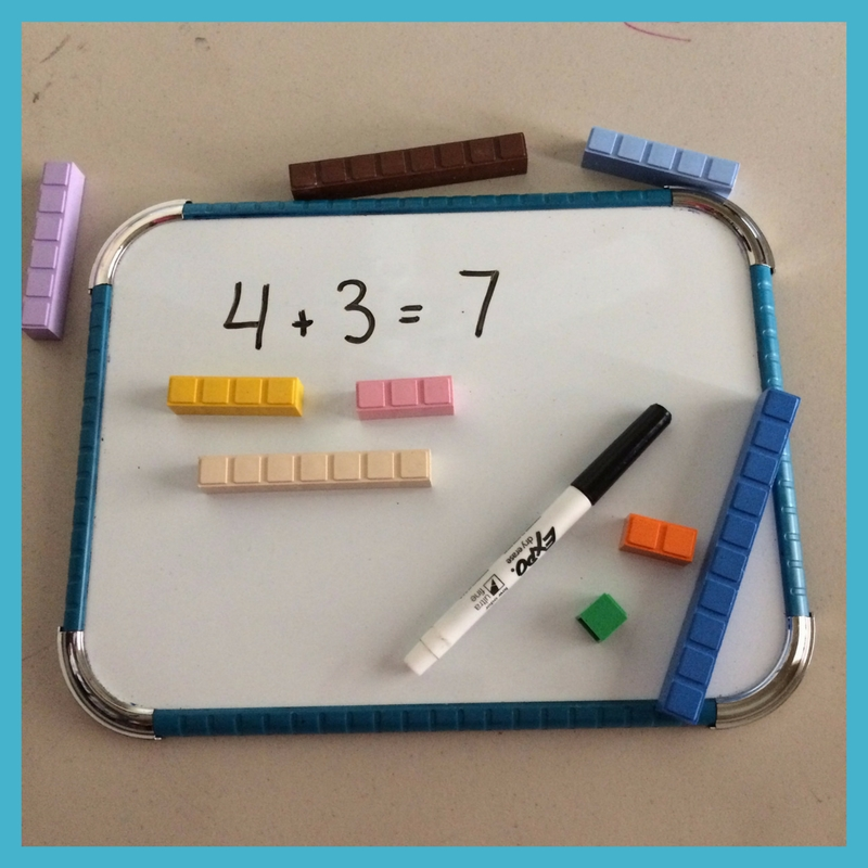 Tips for using Math-U-See