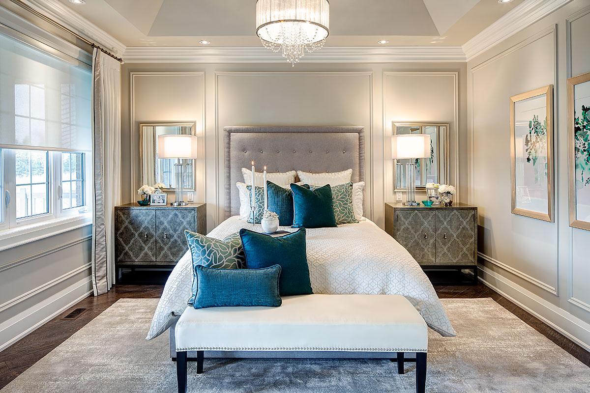 Bedrooms | Jane Lockhart Design on Model Bedroom Design  id=77538