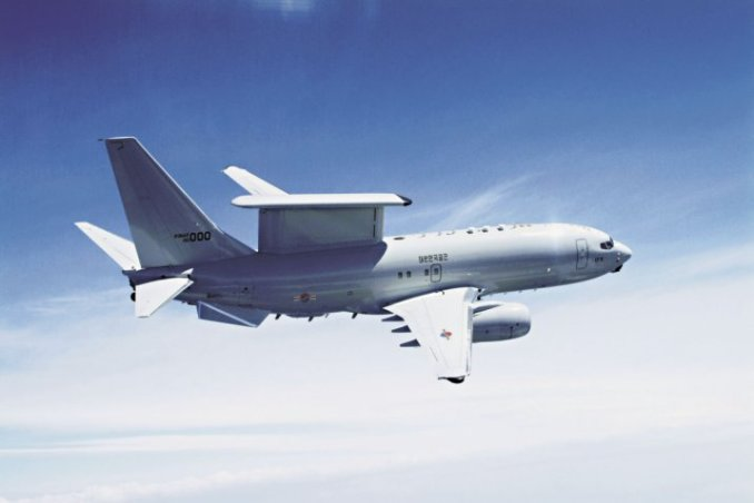 South Korea has approved a plan to acquire additional AEW&C aircraft to supplement the four E-737 platforms (one of which is shown here) it has fielded since 2011/2012. (Boeing/RoKAF)