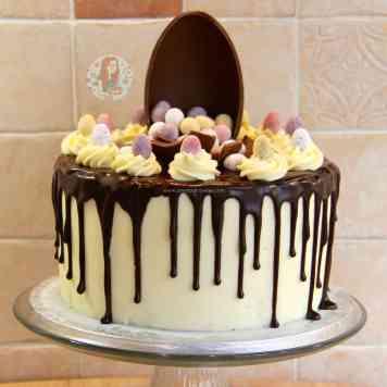 Mini Egg Cake